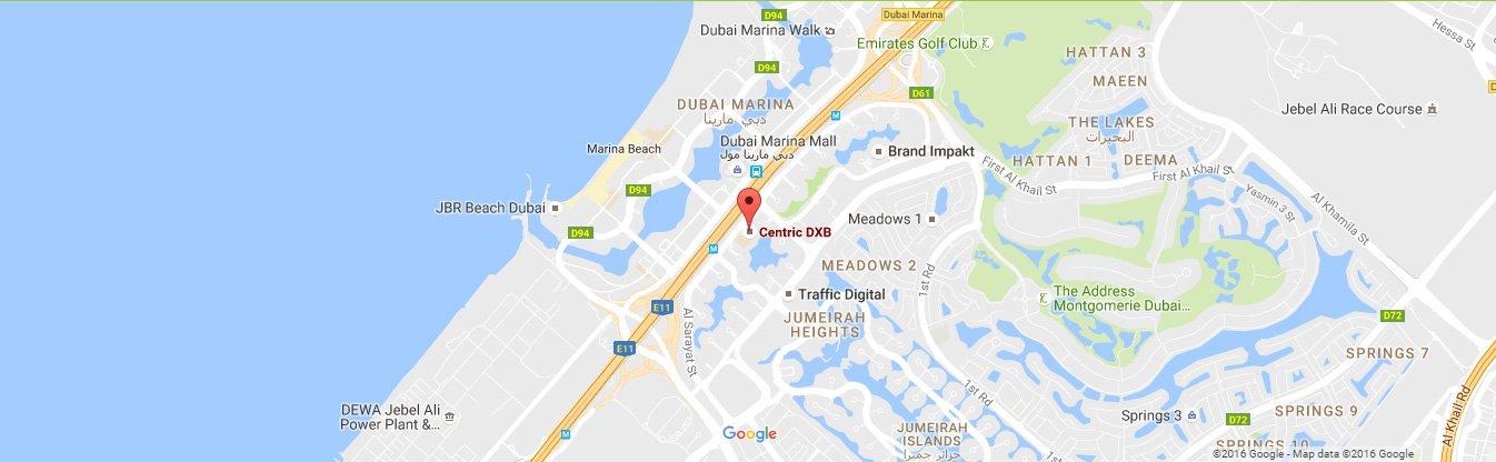 Dubai Digital Advertising & Digital Media Agency UAE | Centric DXB