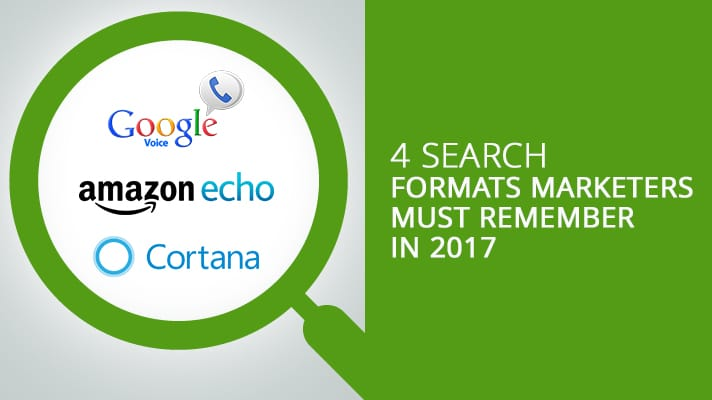 Search Formats