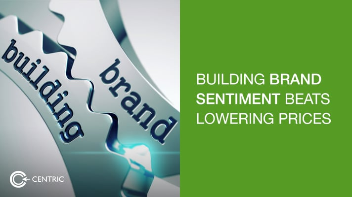 building brand sentiment