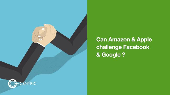 Amazon challenge Facebook